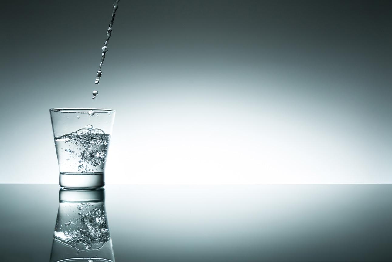 Gesundes Wasser naturbelassen