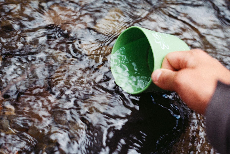 Wasser in seiner reinsten Form Wildalp